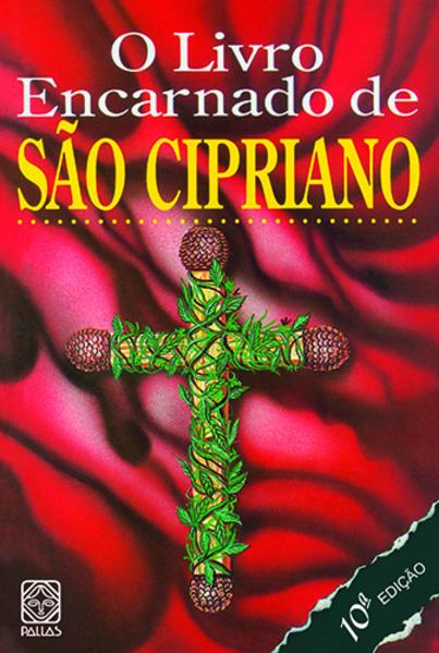 O Livro Encarnado De Sao Cipriano, livro de Vários autores