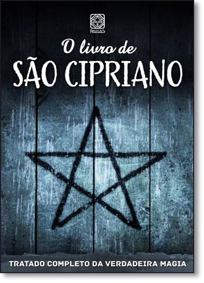 Livro de São Cipriano, O, livro de Editora Pallas