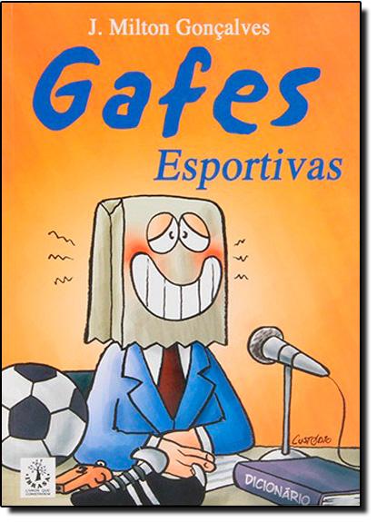 Gafes Esportivas, livro de J. Milton Gonçalves