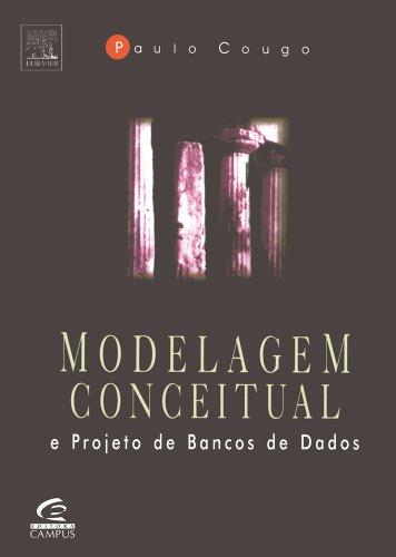 Modelagem Conceitual e Projeto de Banco de Dados, livro de Paulo Cougo