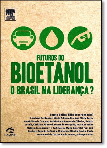 Futuros do Bioetanol, livro de Sergio Filho