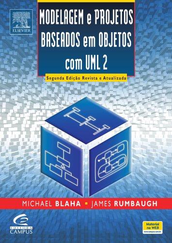 Modelagem e Projetos Baseados em Objetos com Uml 2, livro de Michael Blaha