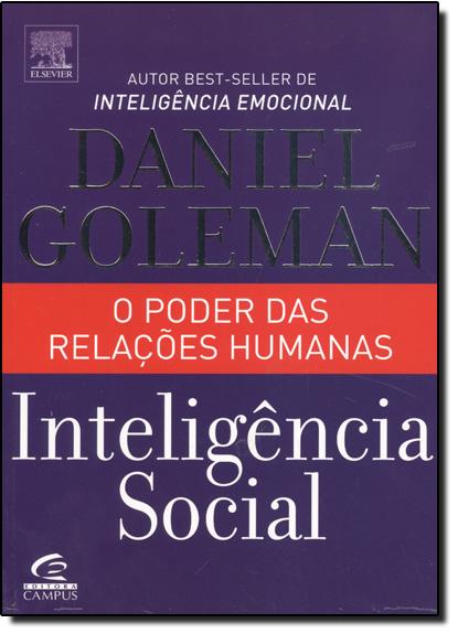 INTELIGENCIA SOCIAL, livro de GOLEMAN