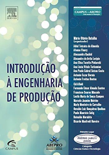 Introdução À Engenharia de Produção, livro de Mário Otávio Batalha