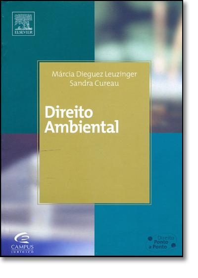 Direito Ambiental, livro de Marcia Dieguez Leuzinger