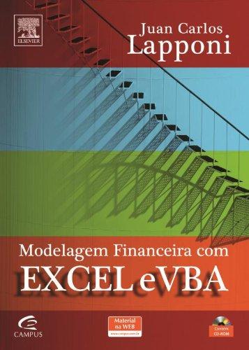 Modelagem Financeira Com Excel e Vba, livro de Juan Carlos Lapponi