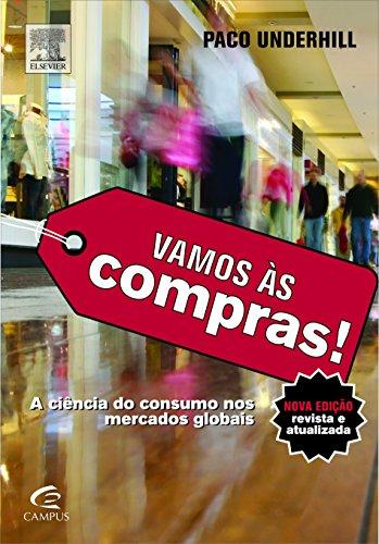 Vamos Às Compras!, livro de Paco Underhill