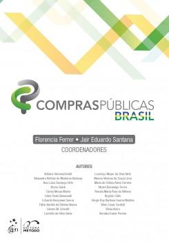 Compras públicas - Brasil, livro de Florencia Ferrer, Jair Eduardo Santana