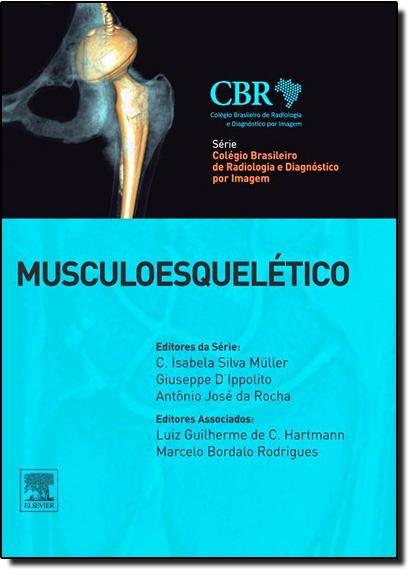 Musculo Esquelético, livro de CBR