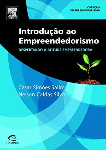 Introdução ao Empreendedorismo, livro de Cesar Simões Salim