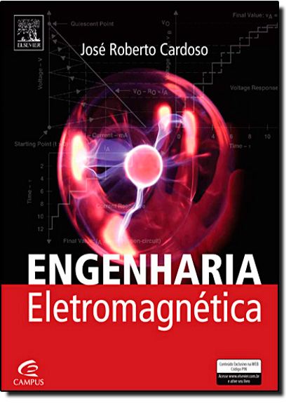 Engenharia Eletromagnética, livro de José Roberto Cardoso