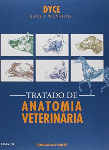 Tratado de Anatomia Veterinária, livro de K. M. Dyce