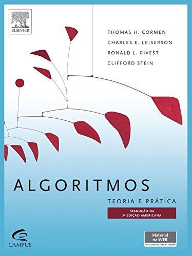 Algoritmos: Teoria e Prática, livro de Thomas H. Cormen