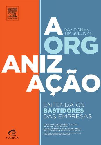 Organização, A, livro de Ray Fishman