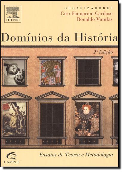 Domínios da História, livro de Ciro Flamarion Cardoso