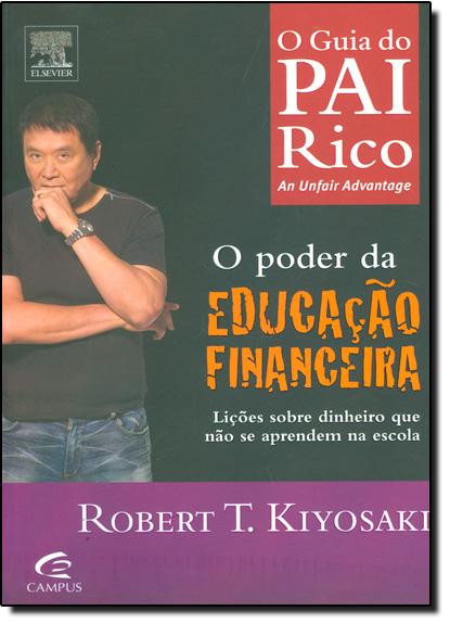 Pai Rico: O Poder da Educação Financeira, livro de Roberto T Kiyosaki