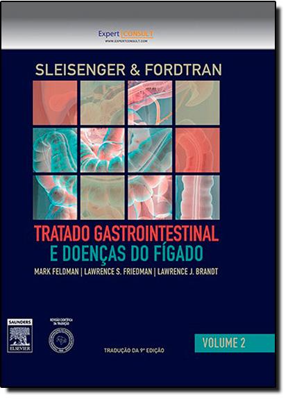 Sleisenger & Fordtran: Tratado Gastrointestinal e Doenças do Fígado - 2 Volumes, livro de Anthony J. DiMarino