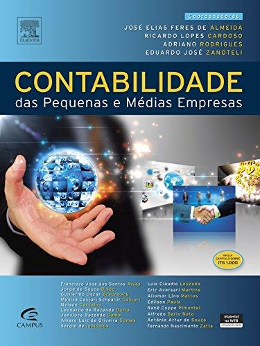 Contabilidade das Pequenas e Médias Empresas, livro de José Elias Feres de Almeida