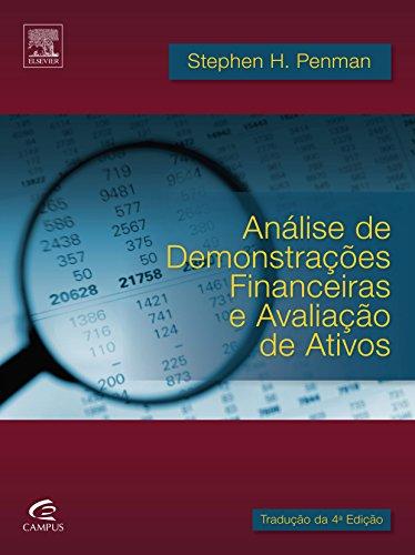 Análise de Demonstrações Financeiras e Security Valuation, livro de Stephen H. Penman