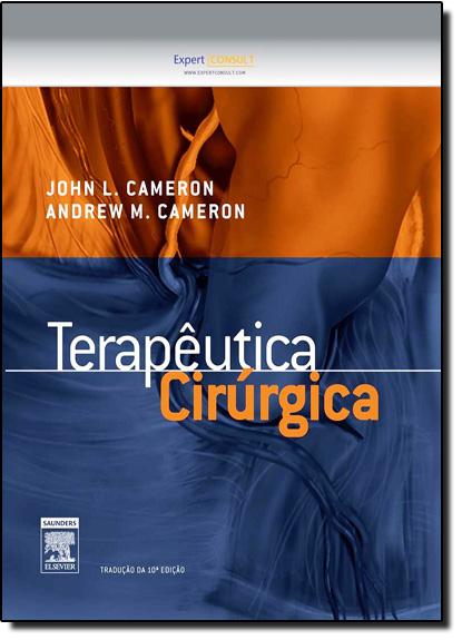 Terapêutica Cirurgia, livro de John L. Cameron