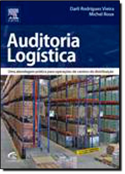 Auditoria Logística, livro de Darli Rodrigues Vieira