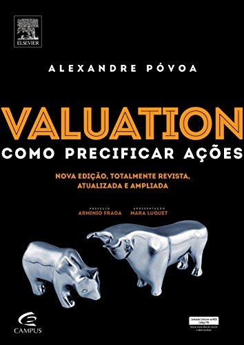 Valuation: Como Precificar Ações, livro de Alexandre Póvoa