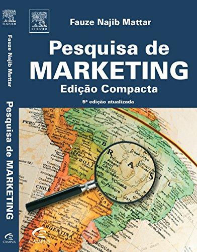Pesquisa de Marketing - Edição Compacta, livro de Fauze Najib Mattar