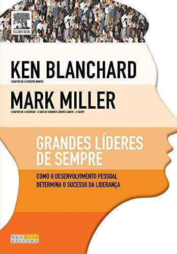 Grandes Líderes de Sempre, livro de Mark Miller