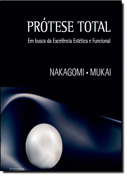 Prótese Total, livro de Toshio Nakagomi