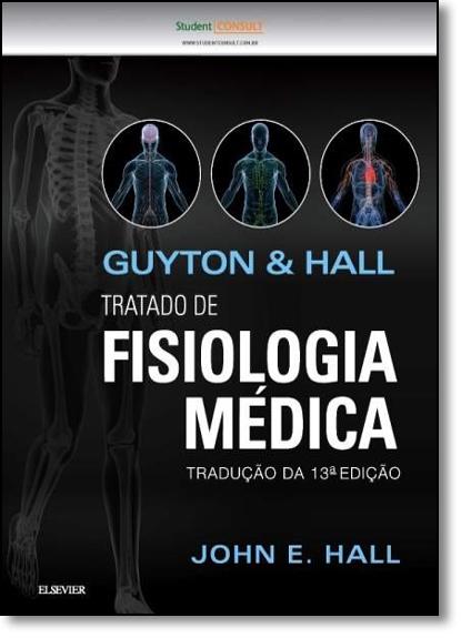 Tratado de Fisiologia Médica, livro de Arthur Clifton Guyton