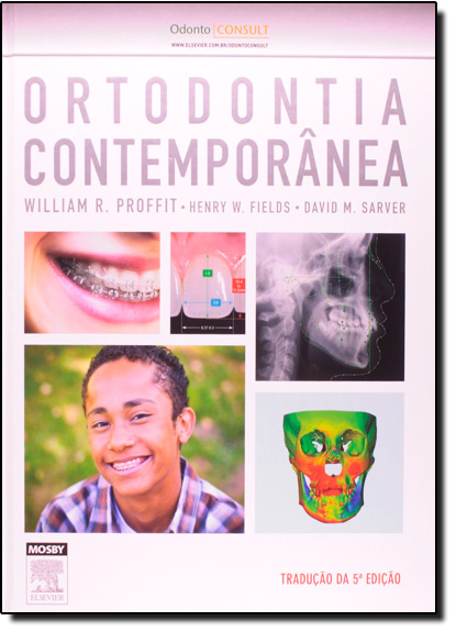 Ortodontia Contemporânea, livro de William R. Proffit
