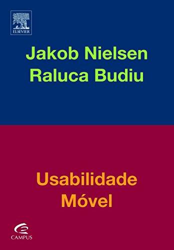Usabilidade Móvel, livro de Jakob Nielsen