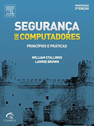 Segurança de Computadores - Tradução 2ª Edição, livro de WILLIAM STALLINGS