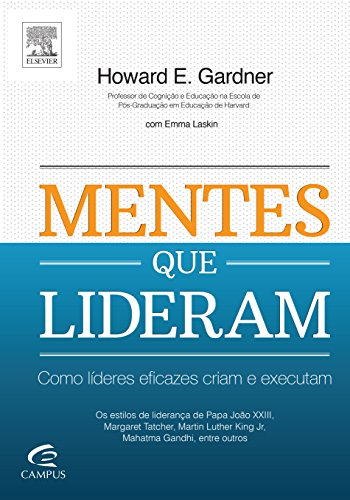 Mentes Que Lideram, livro de Howard Gardner