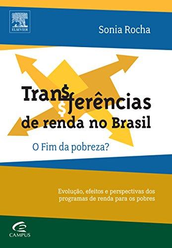 Transferências de Renda no Brasil, livro de Sonia Rocha