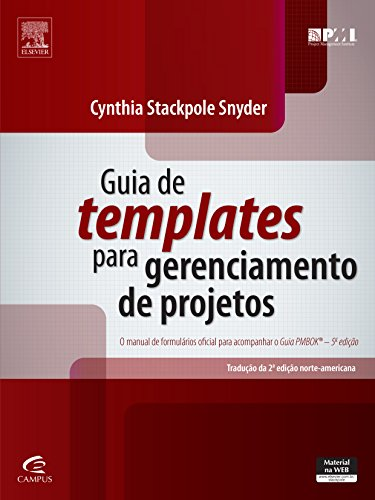 Guia de Templates Para Gereciamento de Projetos, livro de Cynthia Stackpole