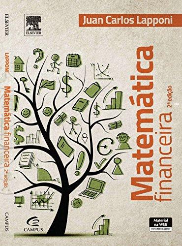 Matemática Financeira, livro de Juan Carlos Lapponi