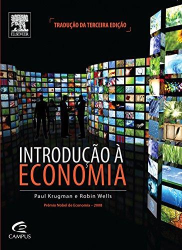 Introdução À Economia, livro de Paul Krugman