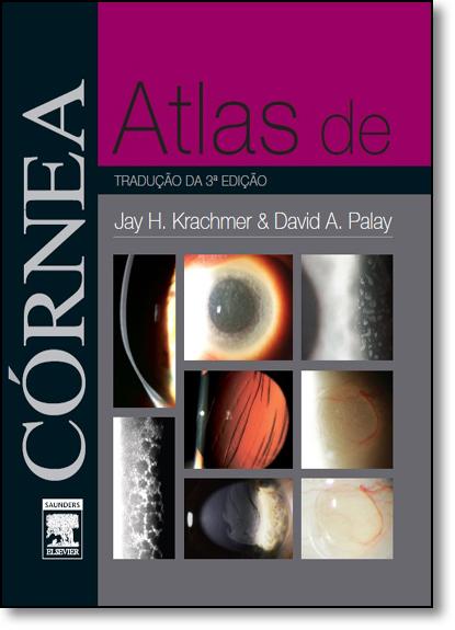 Atlas de Córnea, livro de Jay H. Krachmer