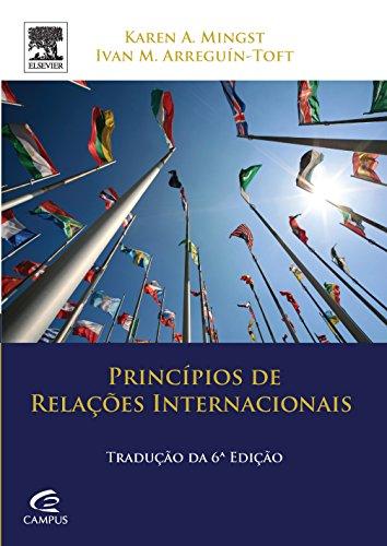 Princípios de Relações Internacionais, livro de Karen Mingst