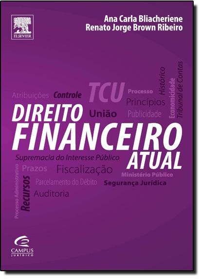 Direito Financeiro Atual, livro de Renato Ribeiro