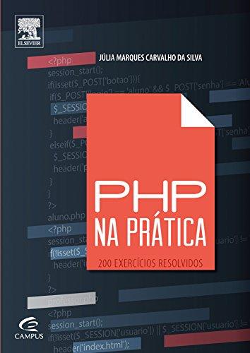 Php na Prática, livro de Julia Marques Carvalho da Silva
