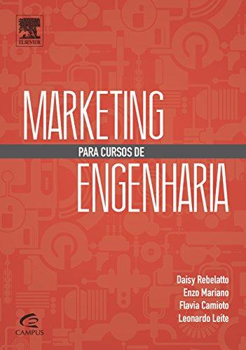 Marketing Para Cursos de Engenharia, livro de Flávia de Castro Camioto