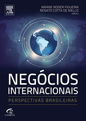 Negócios Internacionais, livro de Ariane Roder Figueira