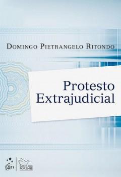 Protesto extrajudicial, livro de Domingo Pietrangelo Ritondo