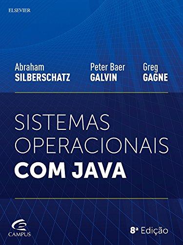 Sistemas Operacionais Com Java, livro de Abraham Silberschatz