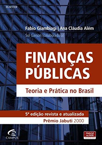 Finanças Públicas: Teoria e Prática no Brasil, livro de Fabio Giambiagi