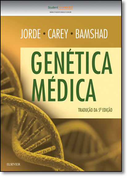 Genética Médica, livro de Lynn B. Jorde