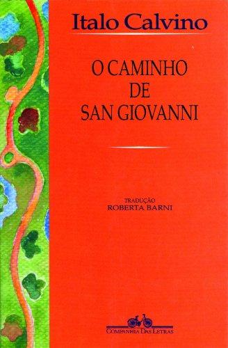 O caminho de San Giovanni, livro de Italo Calvino