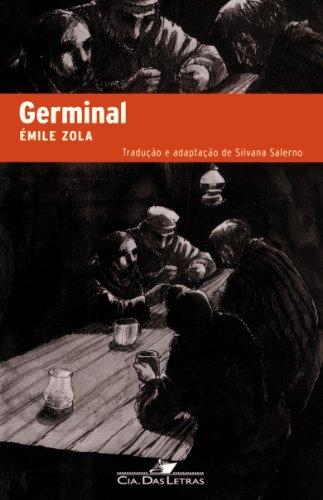 GERMINAL, livro de Émile Zola, Silvana Salerno (adaptação)